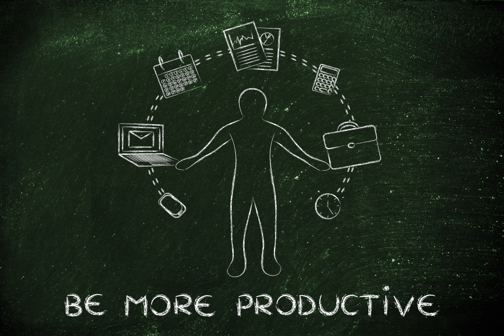 Productivity - doing more - doesn't mean doing better
