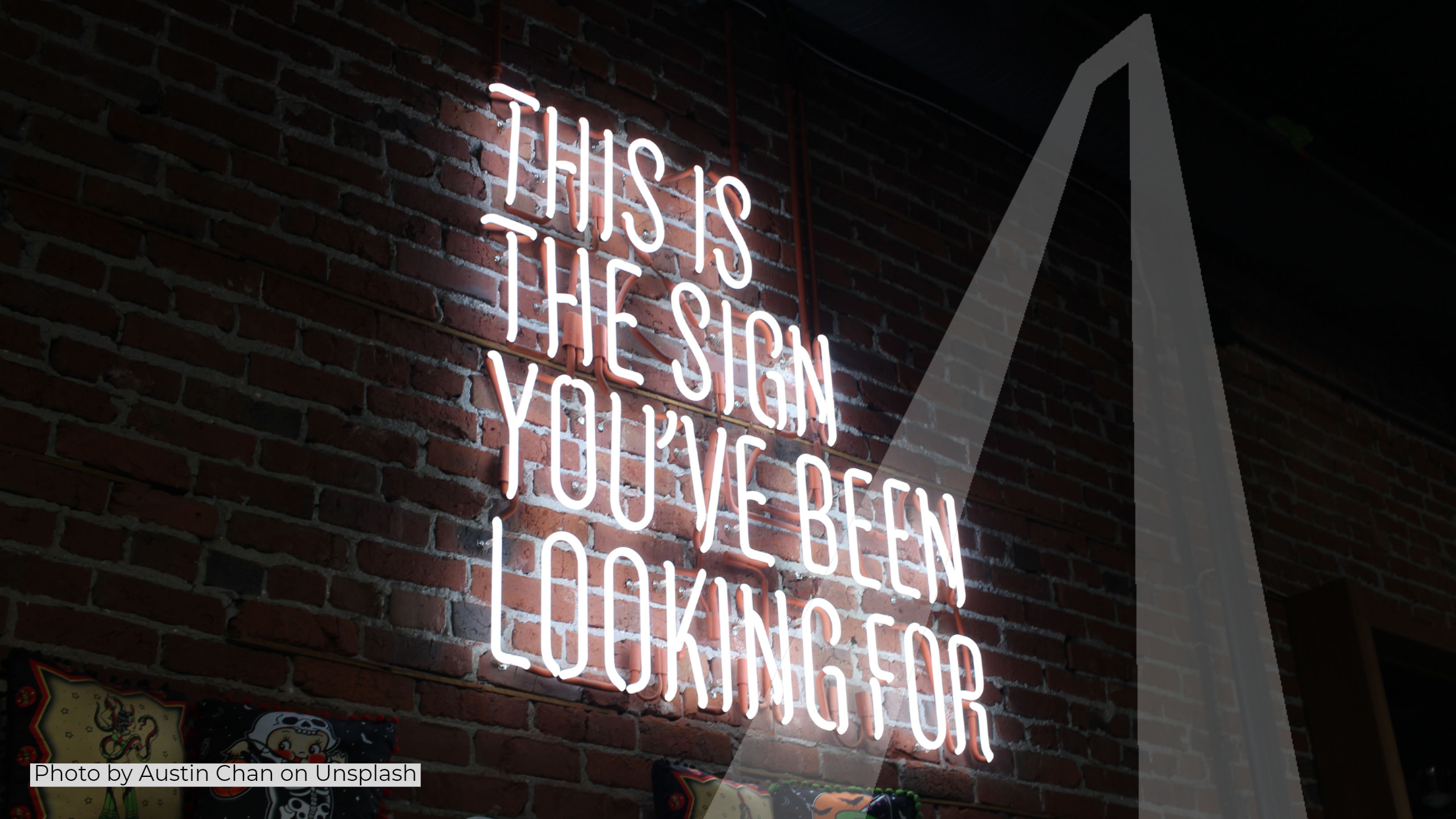 determination sign